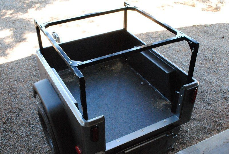 Trailer Racks Pickup Truck racks build at home