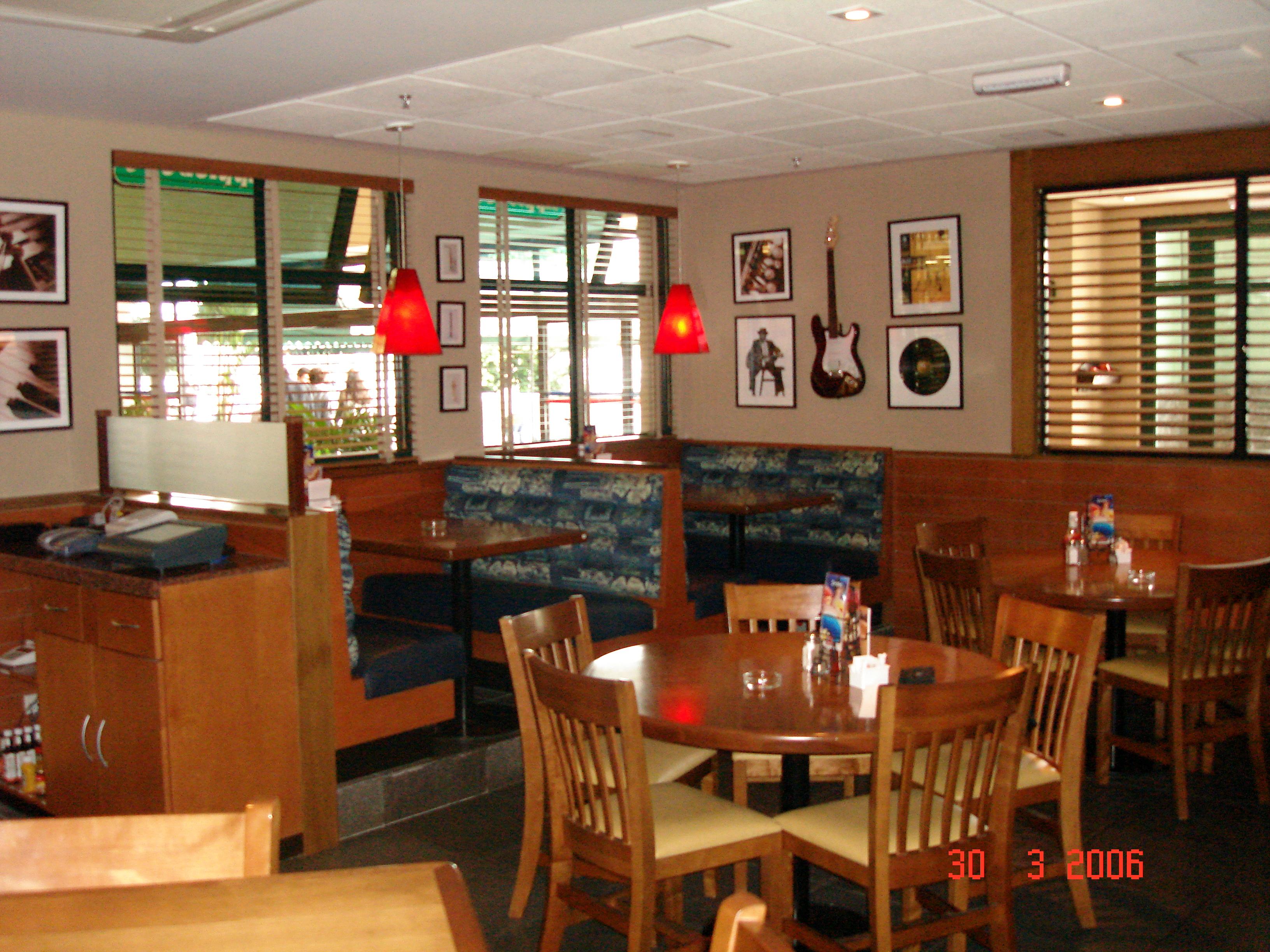 Constru O E Reformas De Restaurantes E Fast Foods