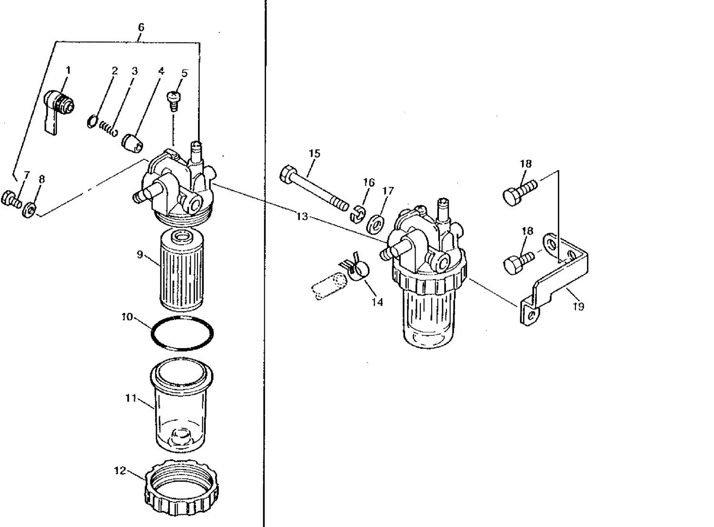 Injector Parts Fuel Filters Glow Plugs For John Deere
