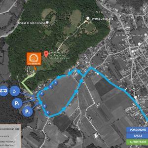 Aggiornamenti su viabilità e parcheggi al Ciucoraduno 2019