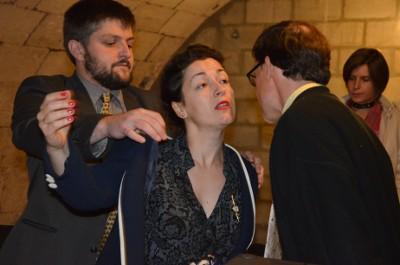Philippe, La Mère, Henri et Yolande