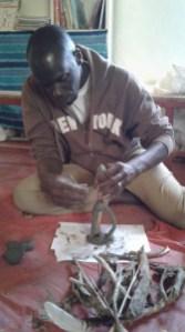 atelier sculpture branche argile2
