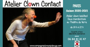 Atelier bi-mensuel Clown Contact Paris