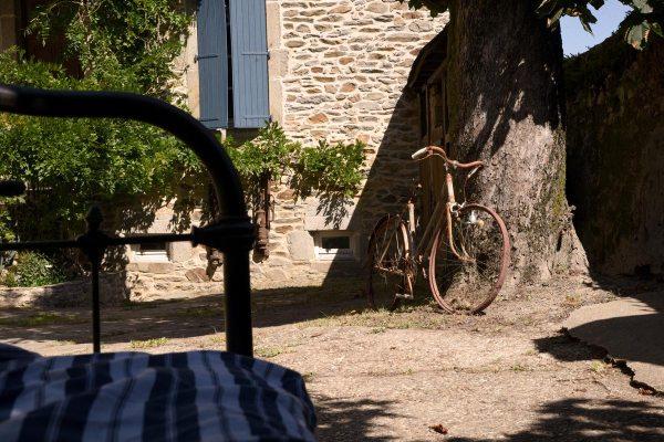 Cour de l'Ancienne école, Aveyron