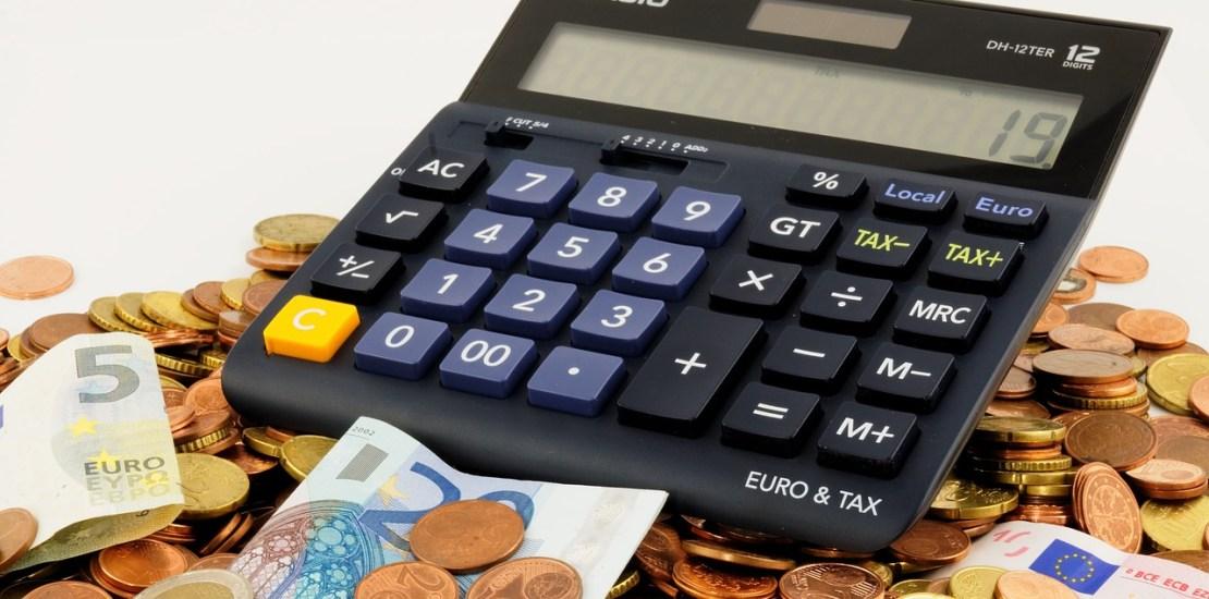 Calculating VAT deductions