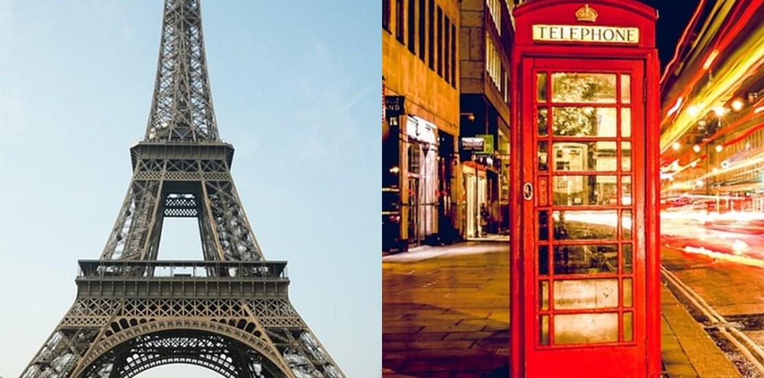 France vs UK