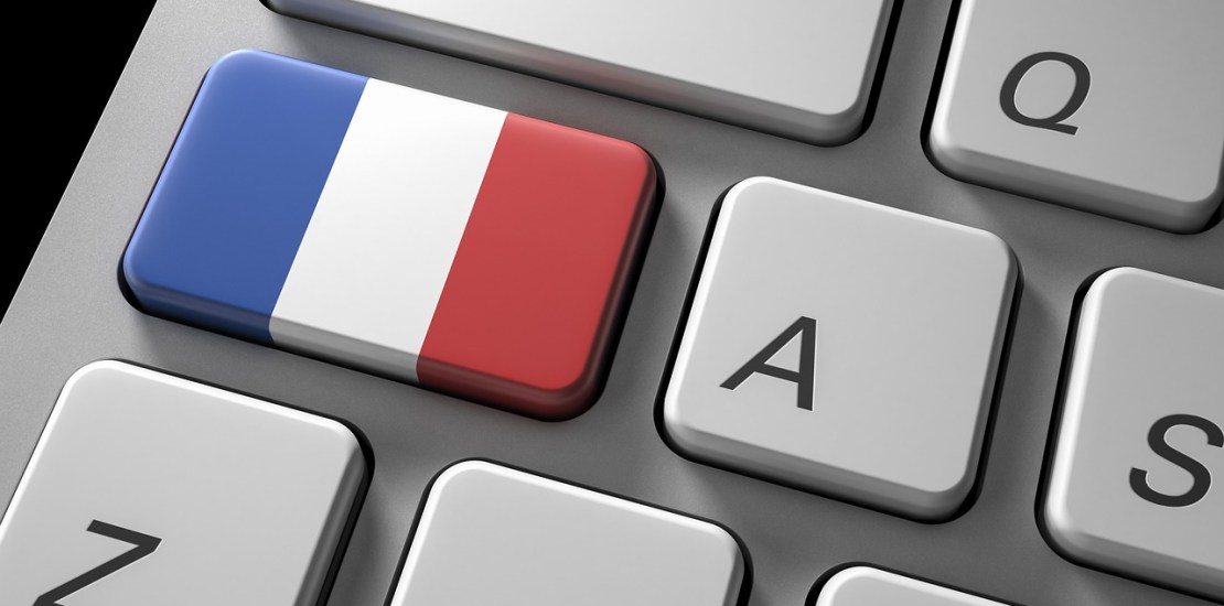 Writing terms and conditions for French company