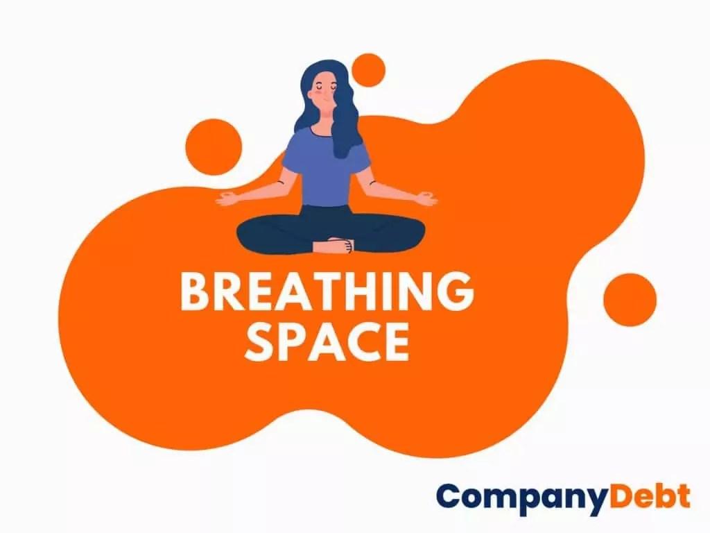 breathing space debt relief scheme