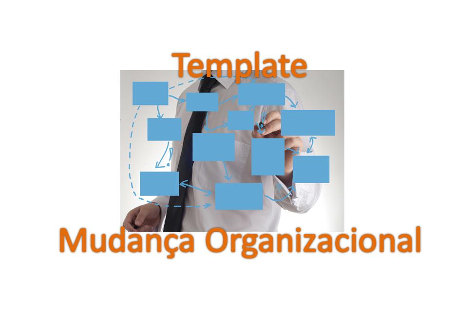 Template – Mapa da Mudanca Organizacional