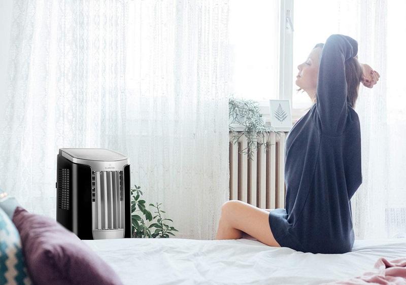 Avis sur le climatiseur mobile Klarstein New Breeze 7