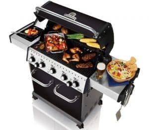 les meilleurs barbecues a gaz du moment