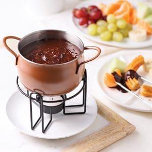 comparatif fondue au chocolat les