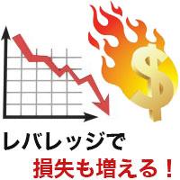 FX レバレッジ損失