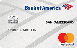 BankAmericard Credit Card