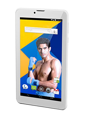 Ambrane AQ-700 Calling Tablet 8 GB 7 inch with Wi-Fi+3G Tablet(White)