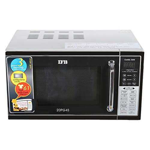 IFB 20 L Grill Microwave Oven(20PG4S)