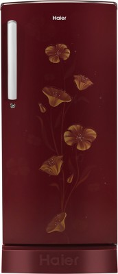 Haier 192 L Direct Cool Single Door 2 Star Refrigerator with Base Drawer (HED-191TPRF)