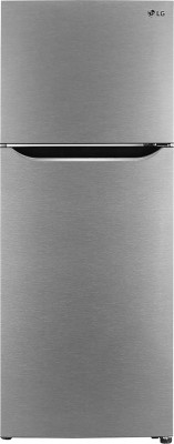 LG 308 L Frost Free Double Door 2 Star Convertible Refrigerator (GL-T322SDSY)