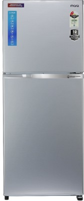 MarQ by Flipkart 271 L Frost Free Double Door 2 Star (2020) Engineered with Panasonic Technology Refrigerator (272JF2MQDS)