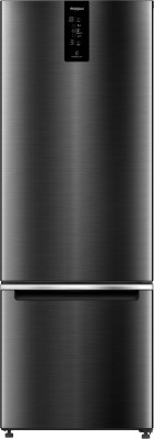 Whirlpool 355 L Frost Free Double Door Bottom Mount 3 Star Convertible Refrigerator(IFPRO BM INV CNV 370 (3S)-N)