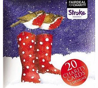 Robins Christmas Cards