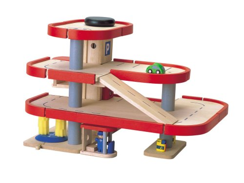 Plan City: Parking Garage- Plan Toys