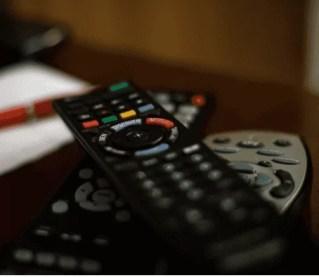 Tappat bort fjärrkontrollen till TV
