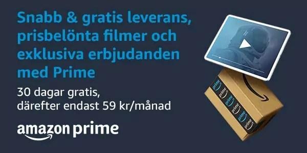Amazon Prime Sverige