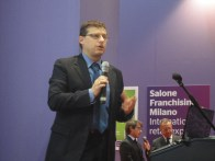 "Milano, 11.11.2012 – ""Salone del Franchising di MIlano"" – Dott.Rag.Mirco Comparini – Seminario: ""Il know how serve davvero ?""."