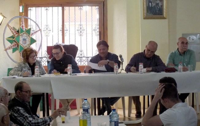 Junta Marzo Garibaldinos 2016