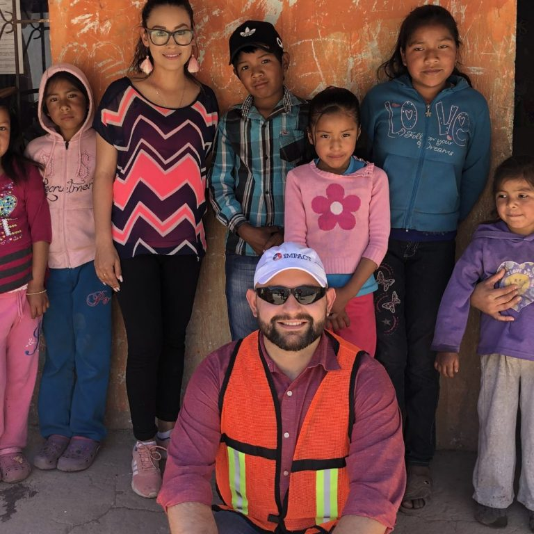 Community Project in Mexico