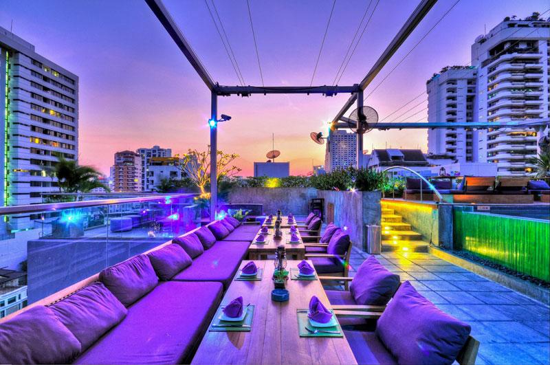 Bangkok Hotel Galleria 10 Hotel Bangkok Compass Hospitality