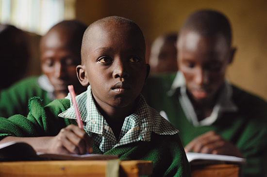Image result for Kenya's boy child