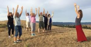 Samish Island Qigong Wednesday mornings 9-10