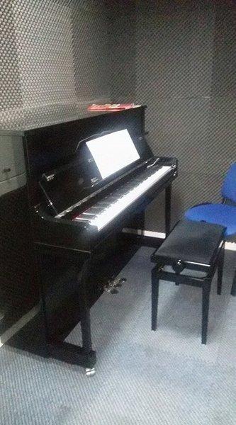 SALA PARA ESTUDO – PIANO