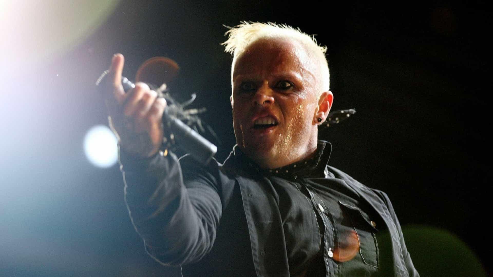 Morreu o vocalista dos Prodigy aos 49 anos