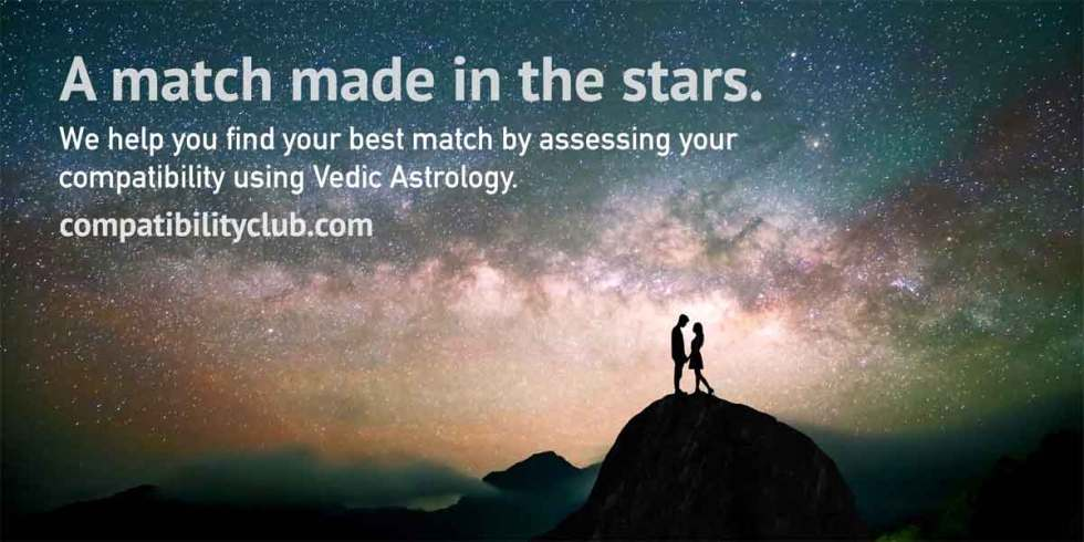 Match made through astrology stars