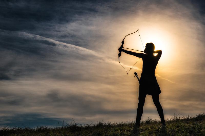 Archery sagittarius image
