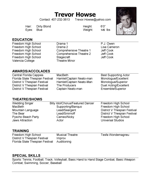 casting calls agency shows acting school