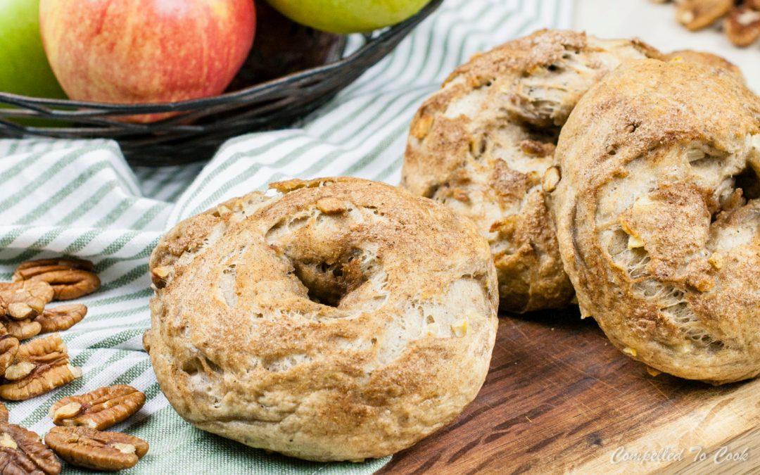 Apple Spice Bagels