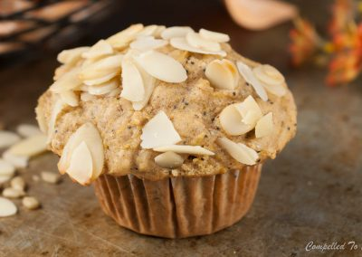Pumpkin Seed and Nut Muffins