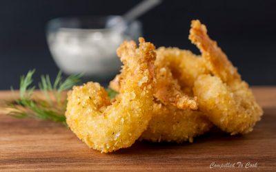 Potato Chip Shrimp