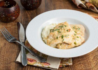 Tarragon Chicken Cutlets
