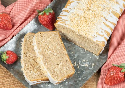 Spiced Coconut Loaf
