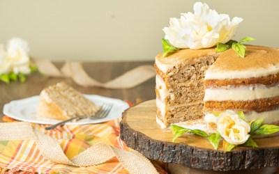 Parsnip Spice Cake