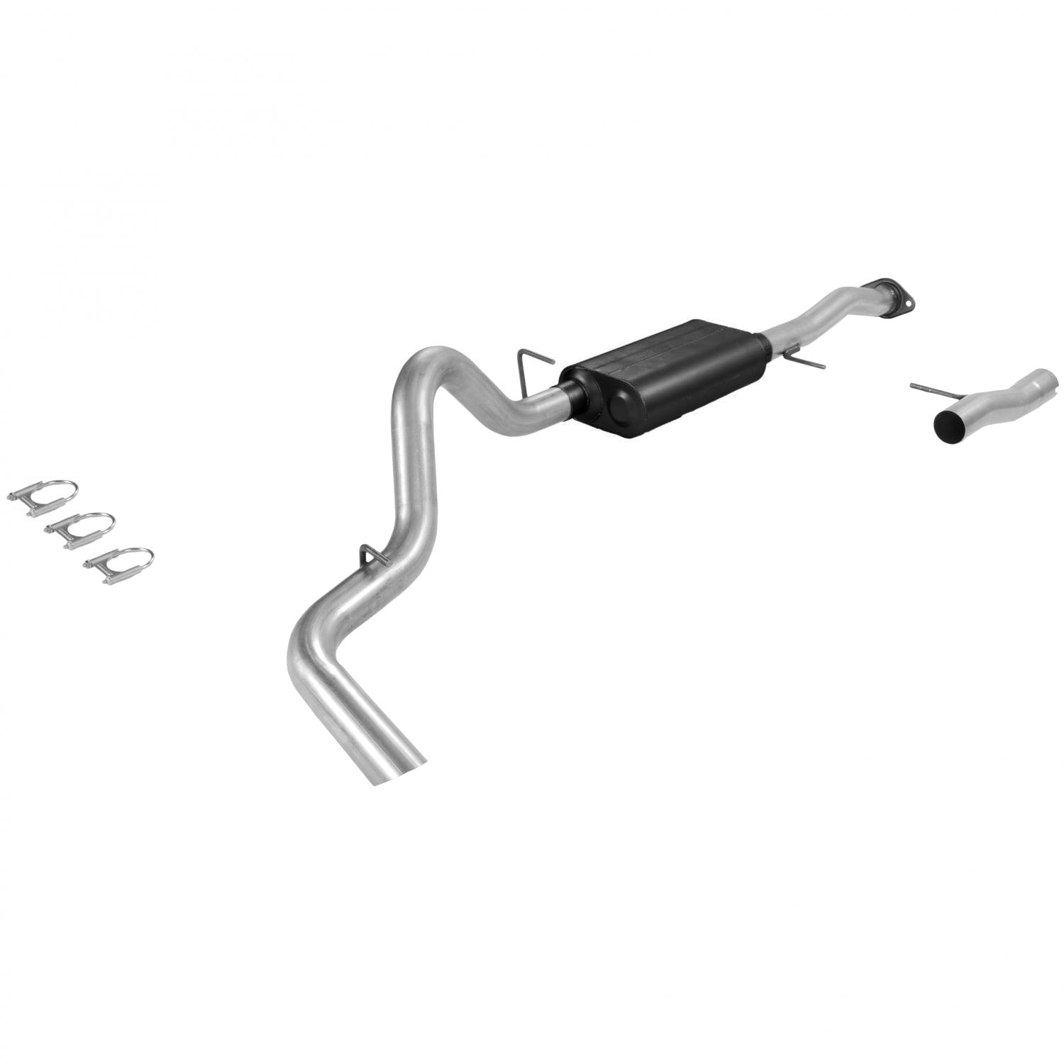 Flowmaster Force Ii Exhaust System 87 91 Chevrolet Blazer