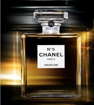 WIN A FREE CHANEL NO.5 PERFUME!