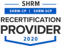 SHRM Recertification Provider 2020
