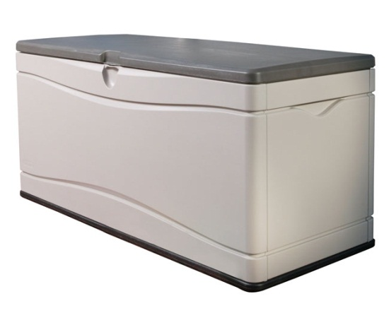 Lifetime 60012 Deck Box 130 Gallon On Sale With Fast Shipping