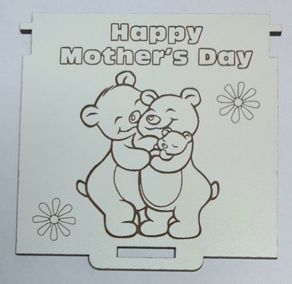 mothers day bears lid